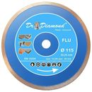 Diamond cutting disc tile universal