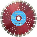 Diamond cutting disc red power granite universal