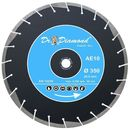 diamond cutting disc AE10 asphalt 350 mm / oblique...