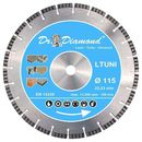 Diamond cutting disc universal laser turbo Ø 400 mm /...